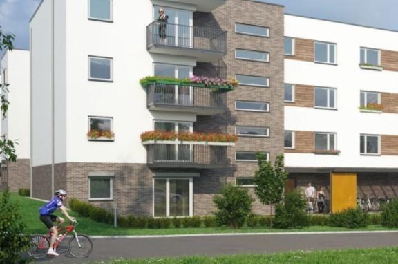 Budowa budynków mieszkalnych - Lafrentz